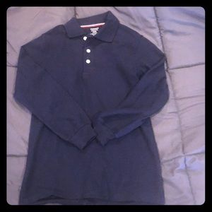 NWOT French toast long sleeves polo